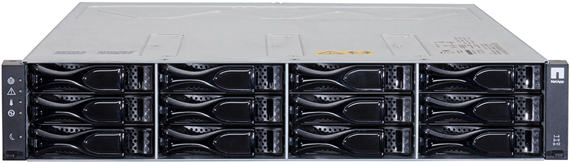 E5612 System Shelf and DE1600 Disk Shelf